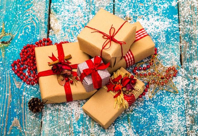 クリスマスプレゼントを500円で買う