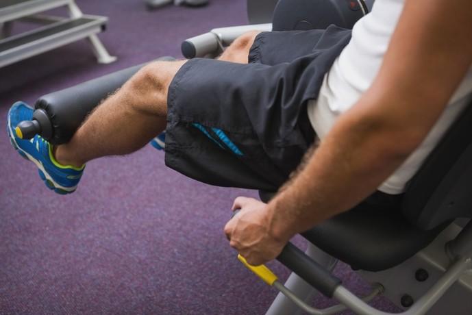 大腿四頭筋を鍛えて得られるメリット効果