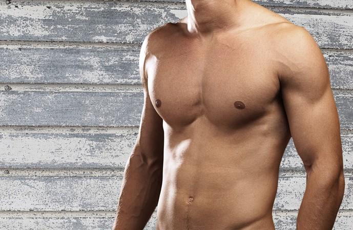 大胸筋上部を効果的に鍛えられるトレーニング