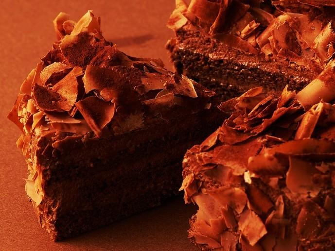 女性へのお菓子のプレゼントにかにわしのチョコケーキ.jpg