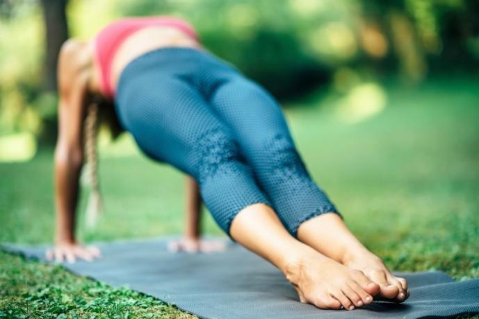 女性でも出来る簡単な背筋トレーニング