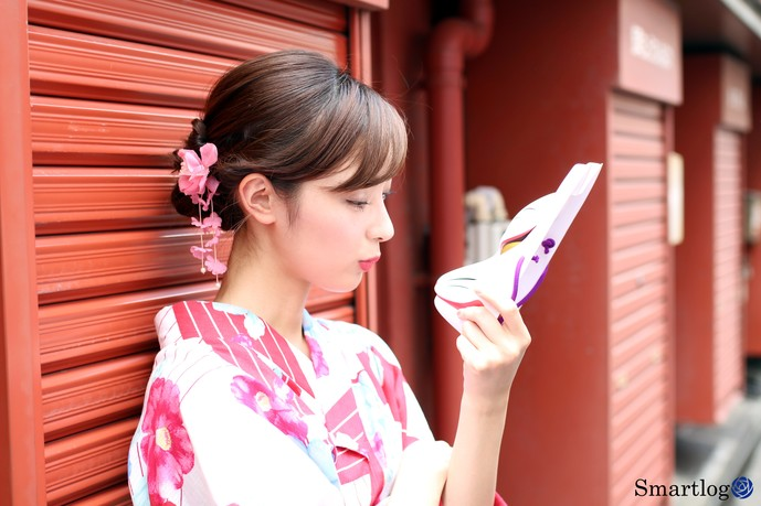 宮本茉由モデル