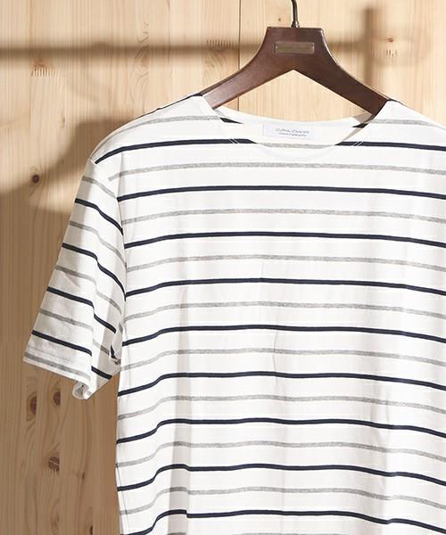 ジャーナルスタンダードの人気ボーダーTシャツ