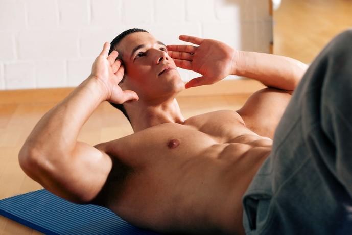 大腰筋の鍛え方1