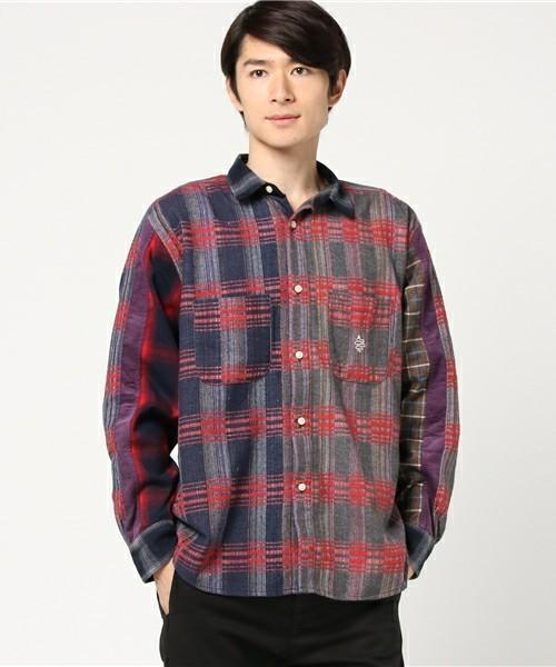 アールディーズの人気チェックシャツ