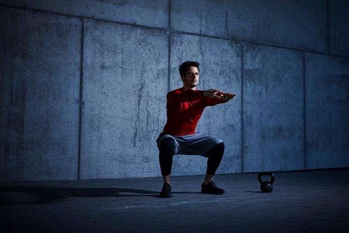 大腿筋膜張筋を鍛えられる反復横跳び
