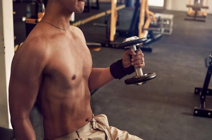 腕橈骨筋を鍛えられるスピネーション