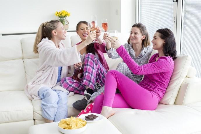 彼女や女友達など女性におすすめのルームウェアプレゼント