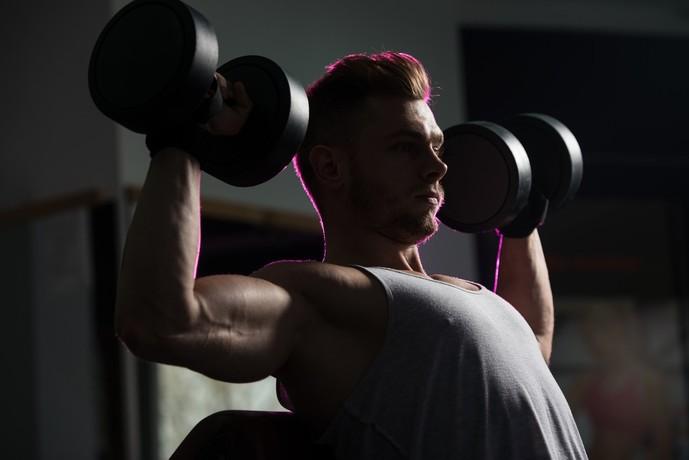 小円筋を鍛えられるトレーニング