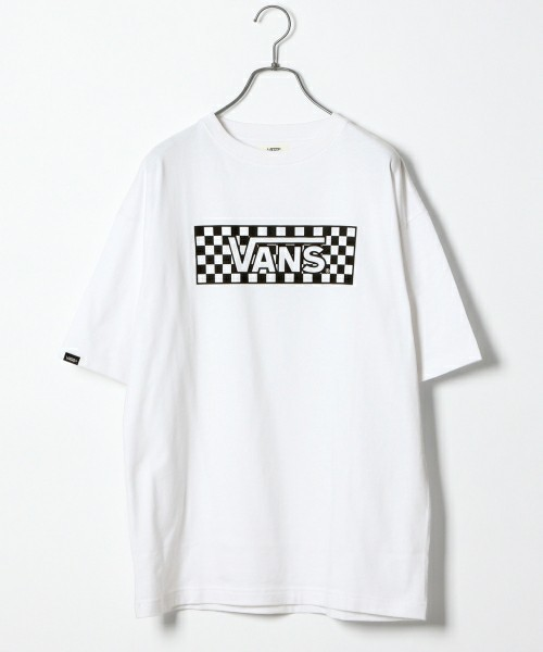 ヴァンズの人気ペアTシャツ