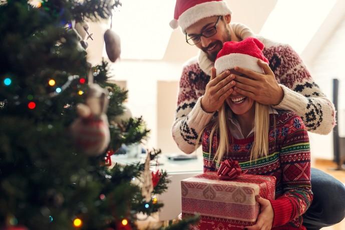 愛する妻へのクリスマスプレゼント