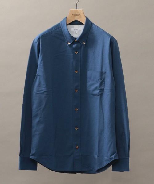 アローズの青シャツ