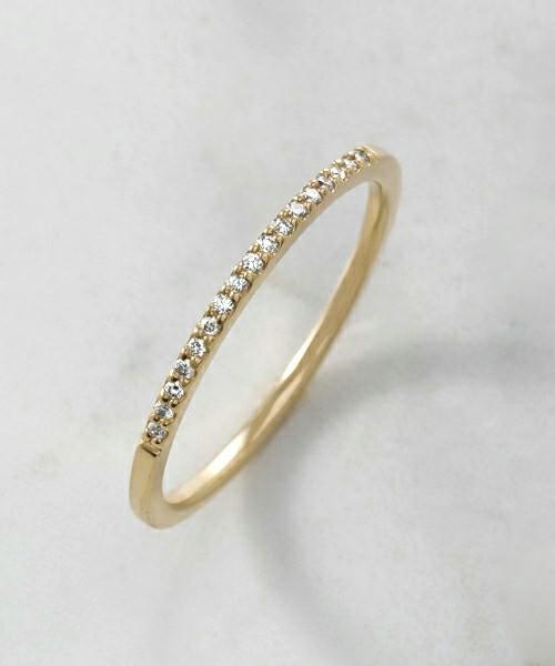 2年記念日のプレゼントにアガットのダイヤの指輪.jpg
