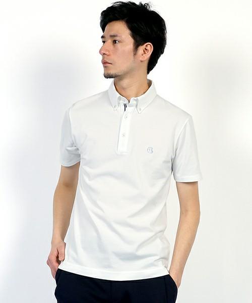 LANVINの白ポロシャツ