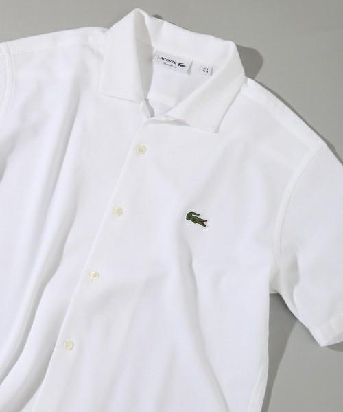 クールビズで着たいLACOSTEのポロシャツ