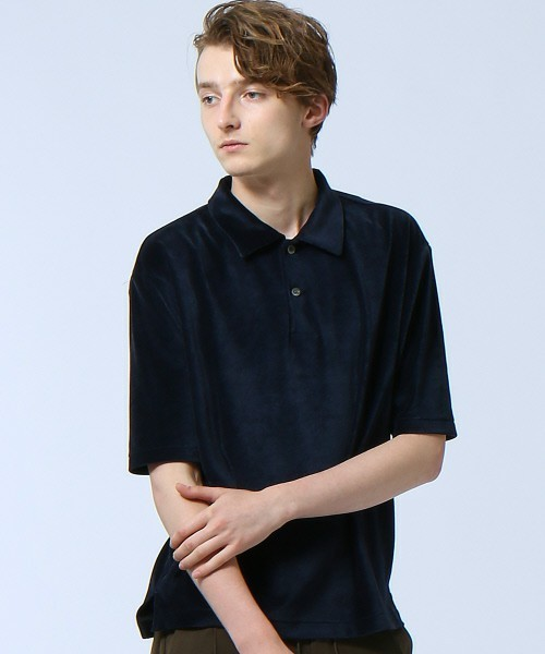 大人の品格漂うポロシャツ