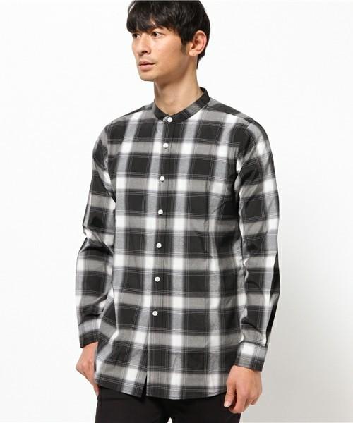 L.H.Pの人気チェックシャツ