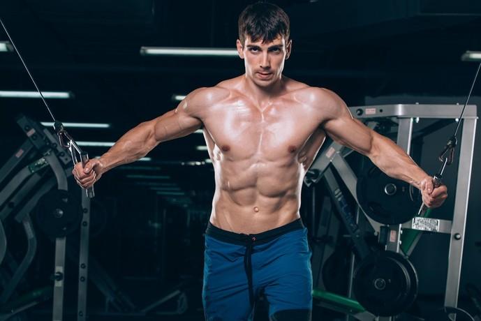 腹直筋を鍛えられるトレーニングメニュー