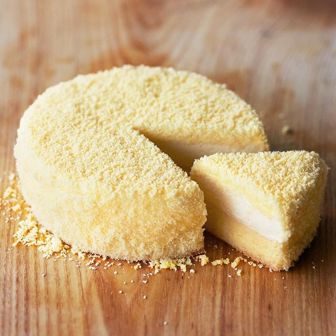 彼女への3年記念日のプレゼントにルタオのチーズケーキ.jpg