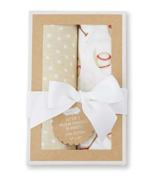 出産祝いのブランケットプレゼントはマッドパイの男の子用