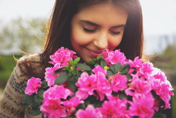 4_5年記念日のプレゼントに花