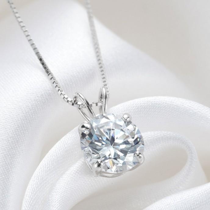 彼女や妻へ贈る予算3万円のニューヨークからの贈り物のホワイトダイヤモンドネックレス.jpg