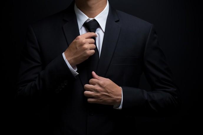 結婚式では黒ネクタイはNG