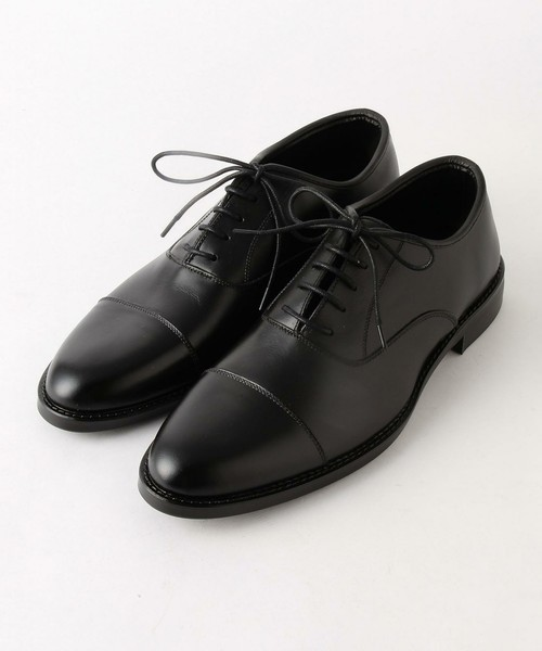革靴に見えるレインシューズ