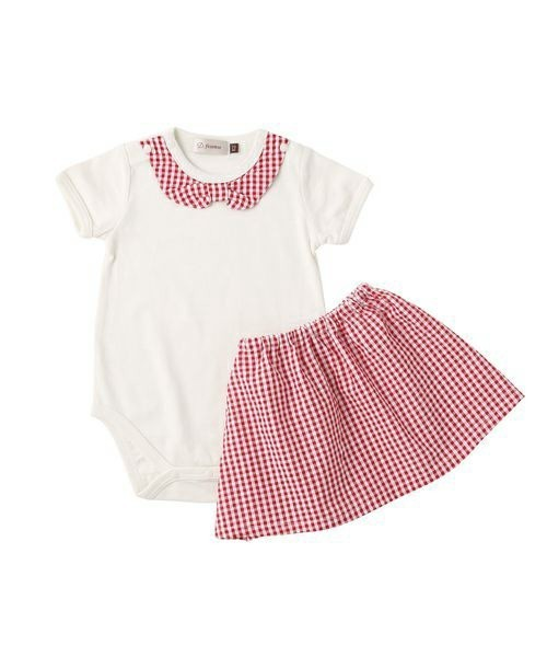 出産祝いの女の子向けベビー服はディーフェセンス