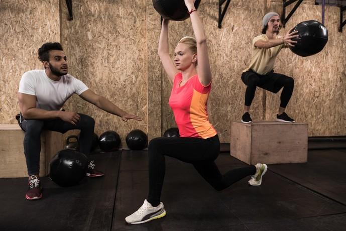 痩せる体になるトレーニングメニュー
