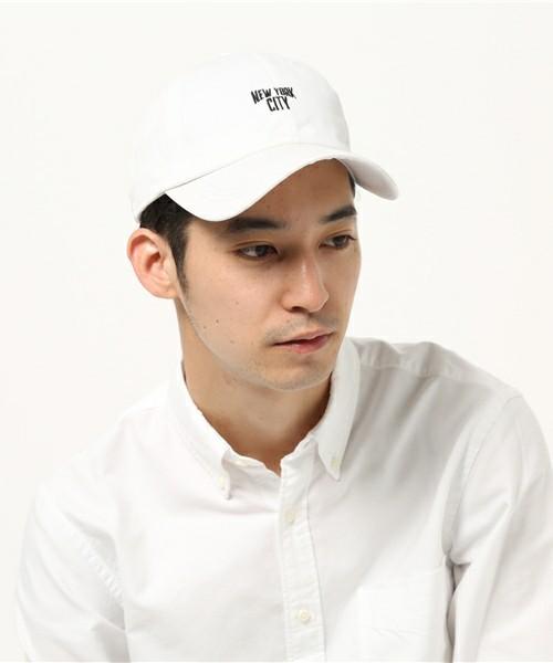 爽やかなデザインの帽子