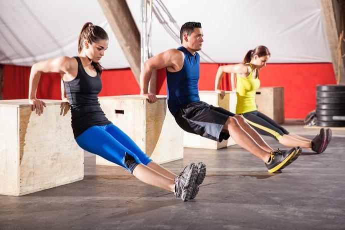 二の腕痩せに理想的なトレーニング