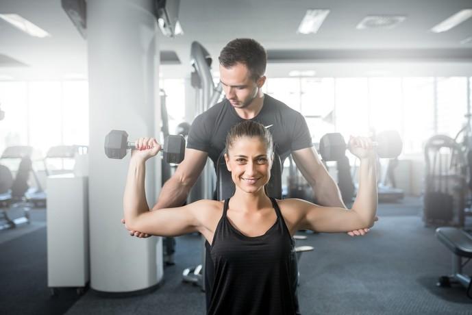 痩せるのに最適なダンベルショルダープレストレーニング