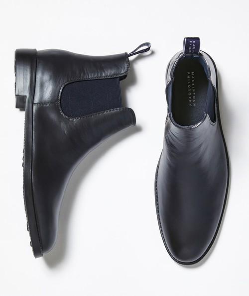 長靴感のない高級感のあるデザイン