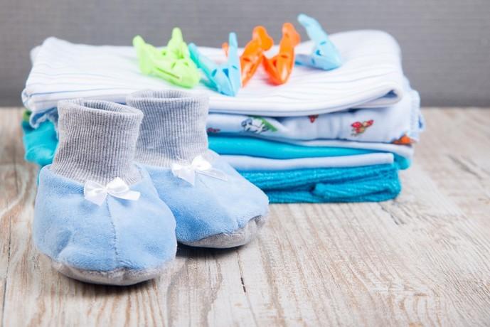 出産祝いのプレゼントは靴下