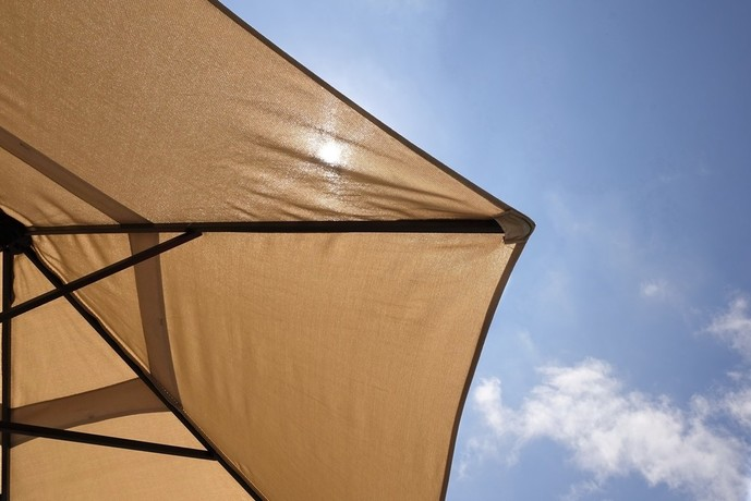 祖母への誕生日プレゼントは日傘