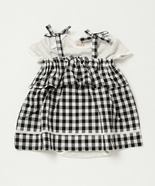 出産祝いの女の子向けベビー服はプティマイン