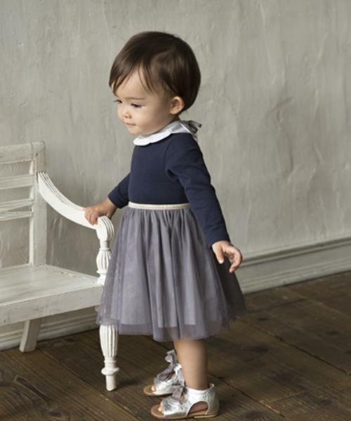 出産祝いの女の子向けベビー服はマールマール