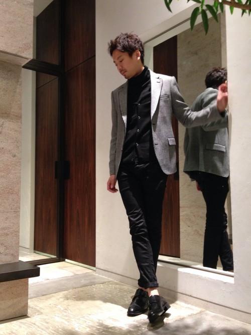 30代男性におすすめの同窓会の服装