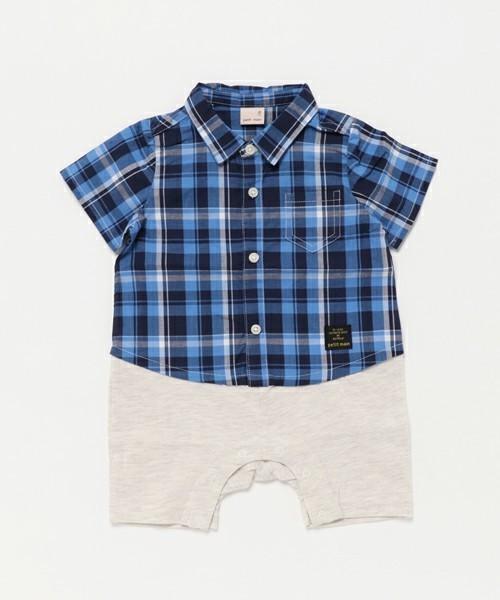 出産祝いの男の子向けベビー服はプティマイン