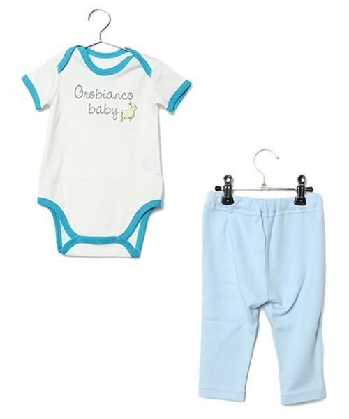 出産祝いの男の子向けベビー服はオロビアンコ