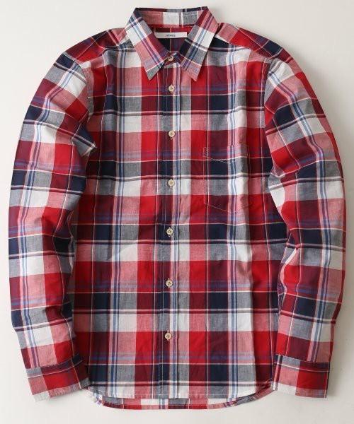 ジャーナルスタンダードのリネンシャツ