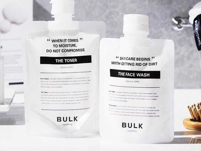 メンズから人気のおすすめ洗顔料
