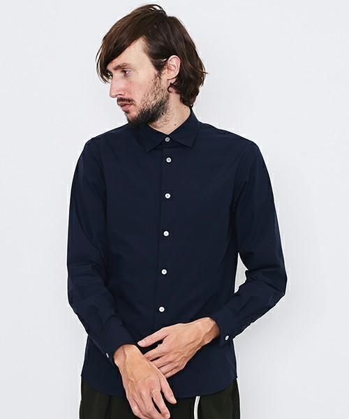 ストレッチ性の高いシャツ