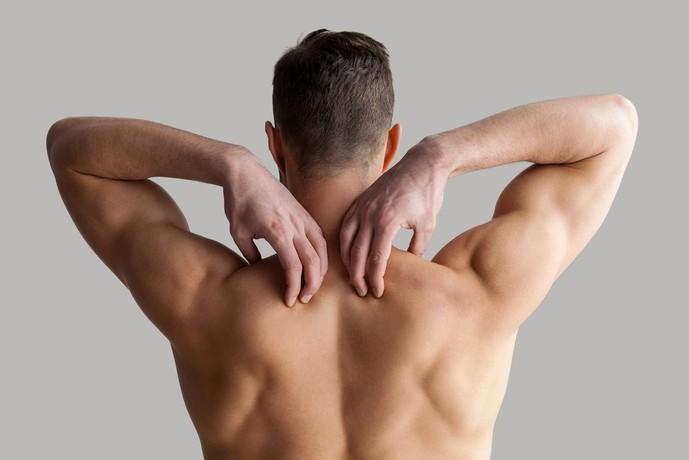 肩関節付近にある筋肉とは?