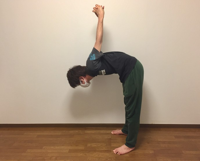 肩甲骨の効果的なストレッチ方法