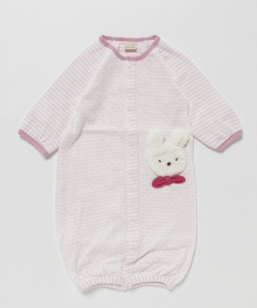1歳の女の子の誕生日プレゼントはプティマインの服2