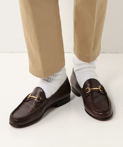 履くだけで足元に気品と高級感を与えてくれる