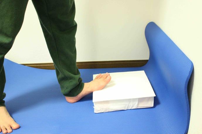 足首のストレッチ方法