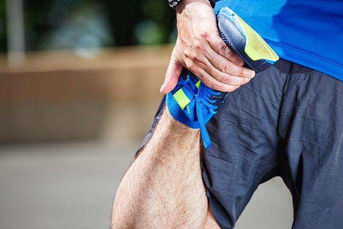 大腿四頭筋の効果的なストレッチ方法